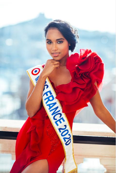 Clémence Botino, jeune femme aux valeurs solidaires, Miss France 2020. Interview signée francaises-ethniques.com